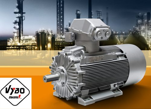 grafika Elektromotory Siemens VYBO Electric