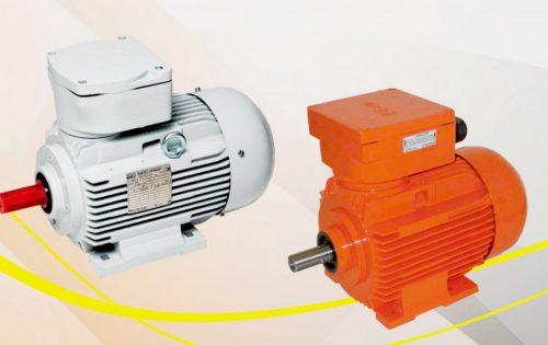 elektromotory BARTEC