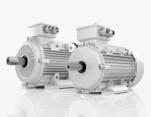 Trojfázové elektromotory AL od VYBO Electric