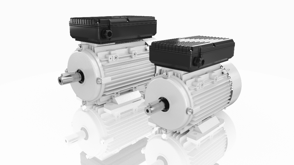 jednofázové elektromotory 230V 1,5kw 1ALJ90L2-4