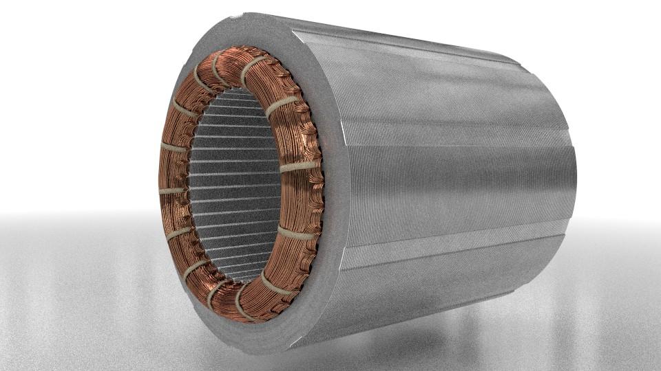 elektromotory statorové plechy 45kw
