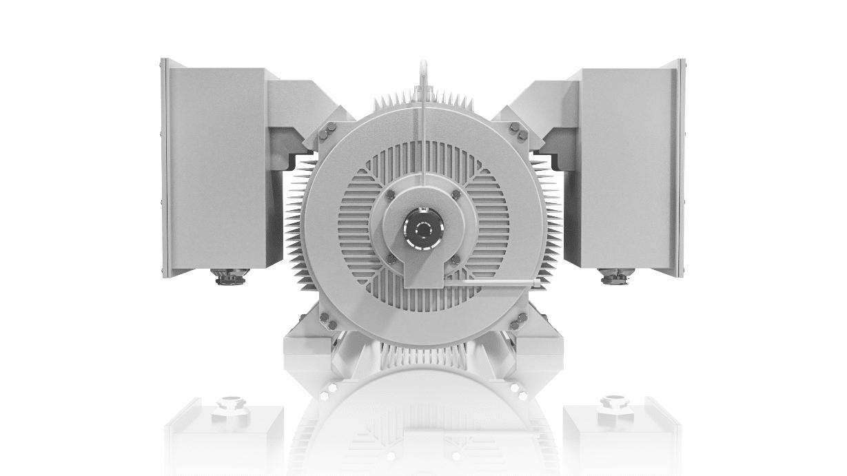 vysokonapäťové elektromotory vybo electric