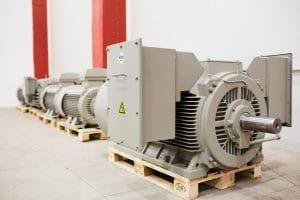elektromotory stredné a vysoké napätie